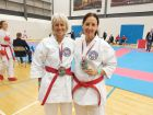 Tracey Conway, Deborah Jones - Gold - Female Veteran Pairs Kata